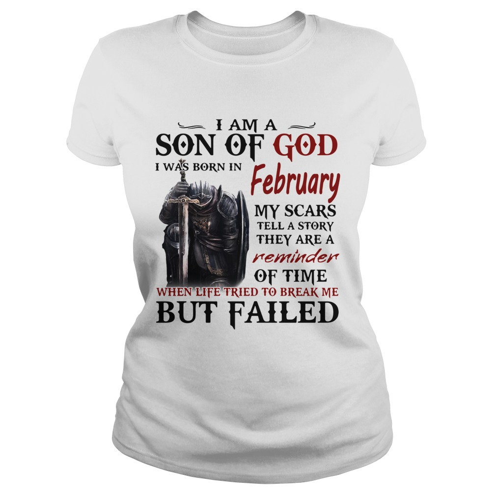 Emplar Knight I Am Son Of God I Was Born In February My Scars Tell A Story They Are A Reminder But Classic Ladies