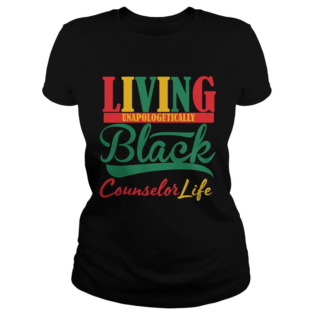 Living unapologetically black counselor life  Classic Ladies