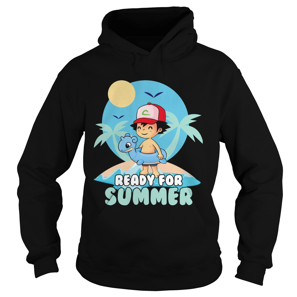 Ready For Summer The Master Ball  Hoodie