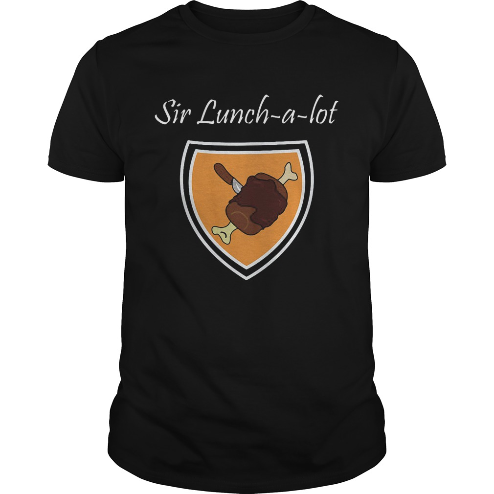 Sir Lunch A Lot Unisex