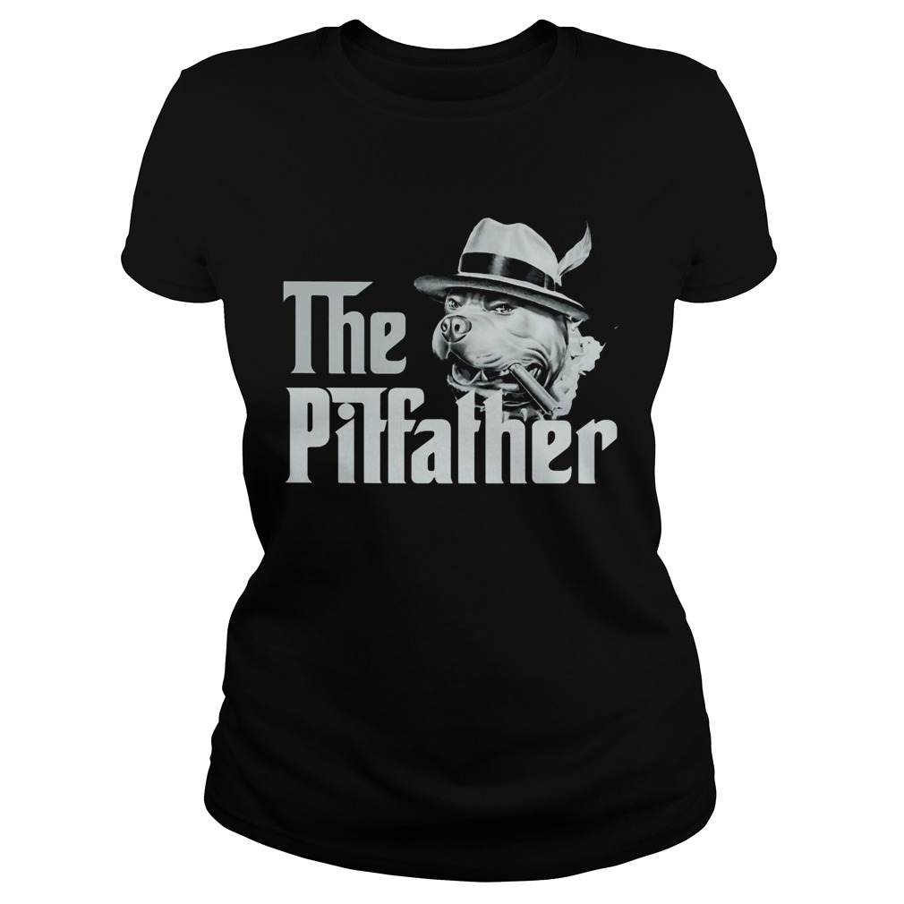 The Pitfather Pitbull  Classic Ladies