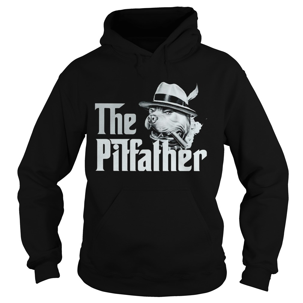 The Pitfather Pitbull  Hoodie