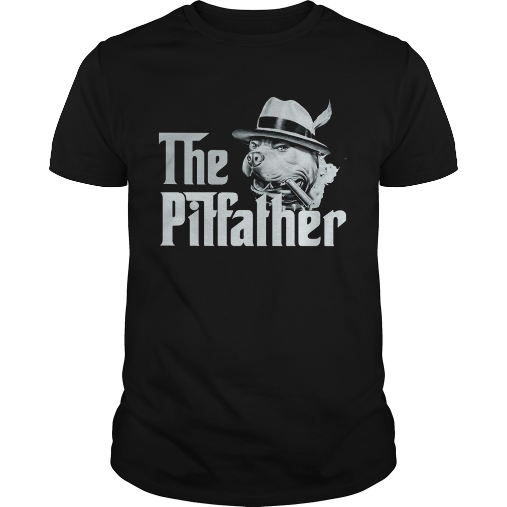 The Pitfather Pitbull  Unisex