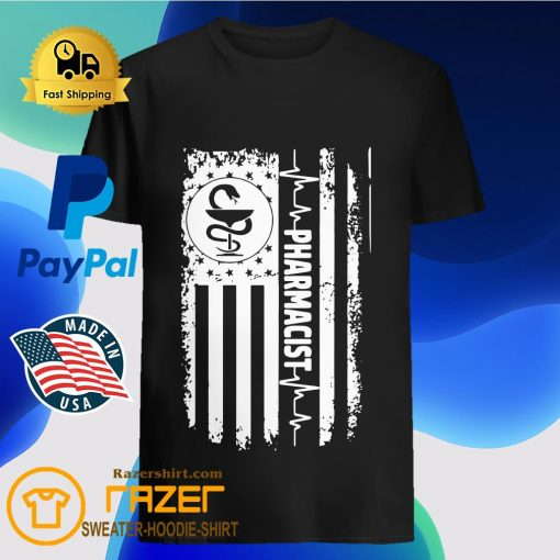Independence day pharmacist beat shirt