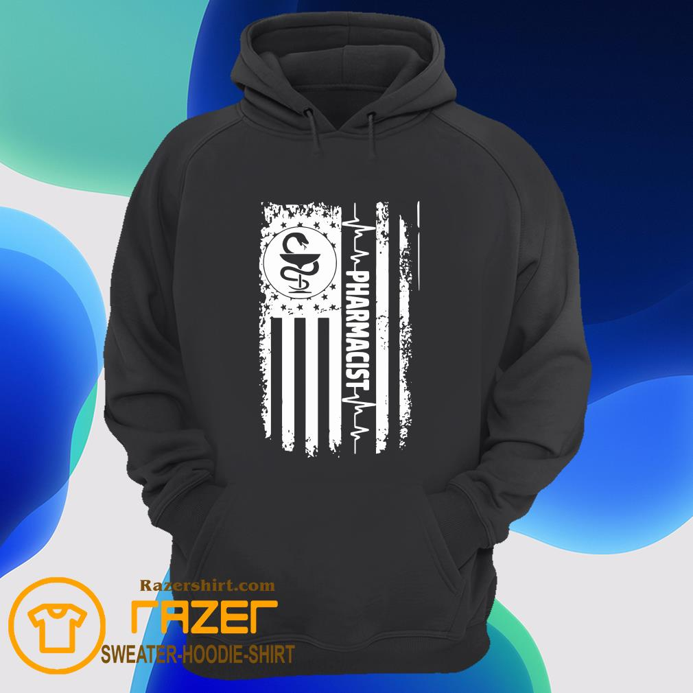 Independence day pharmacist beat Hoodie
