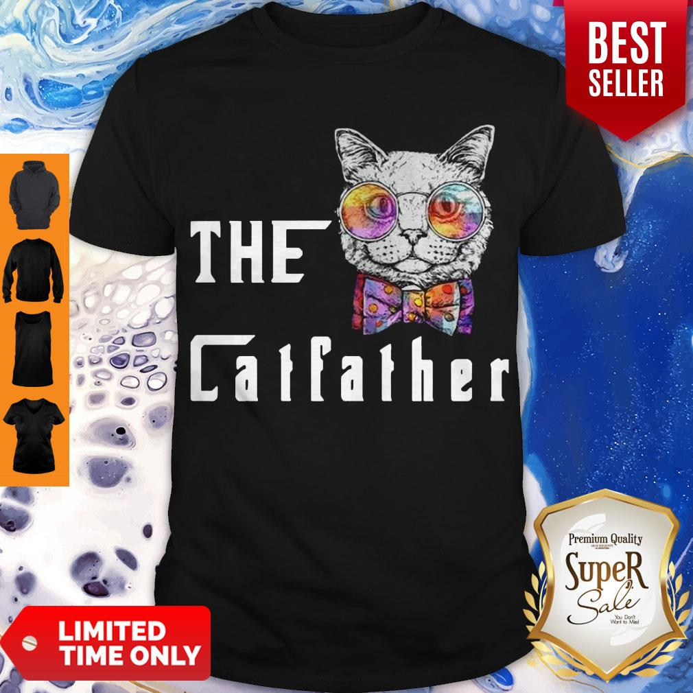 Awesome The Catfather Shirt